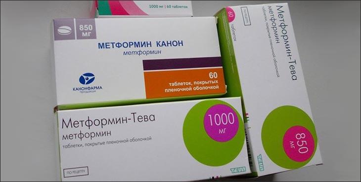 Метформин 500 для похудения
